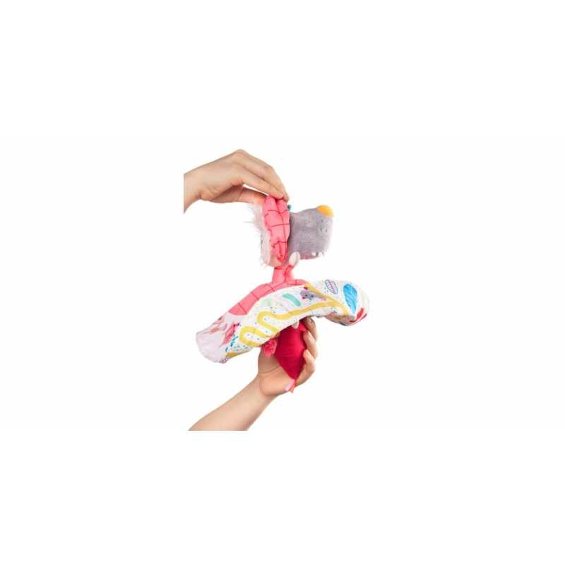 Piroska kifordítható baba
